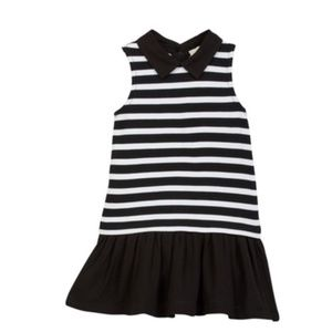 NWOT Kate Spade New York Striped Sleeveless Dress